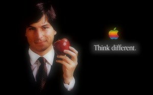 Out of the Box Thinking - Apple Think Different